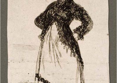 Goya - Caprichos 271