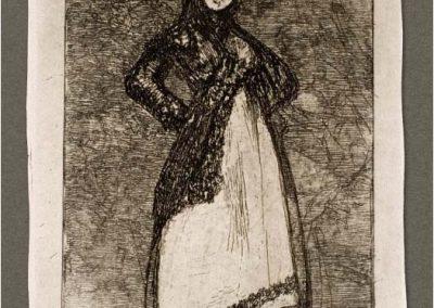 Goya - Caprichos 272