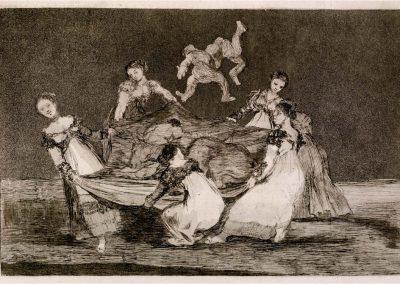Goya - Disparates 275