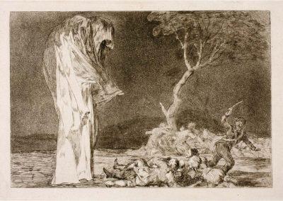 Goya - Disparates 276