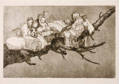 Goya - Disparates 277