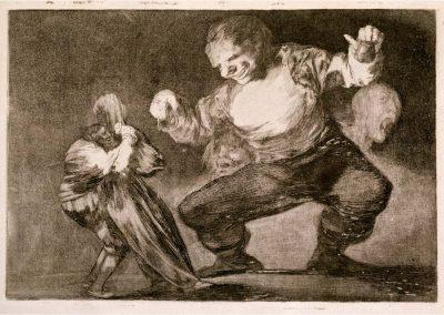 Goya - Disparates 278