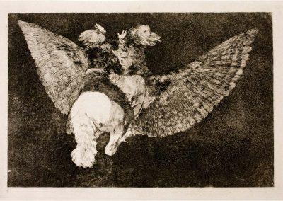 Goya - Disparates 279
