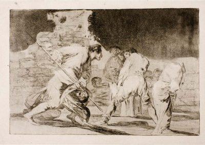 Goya - Disparates 280