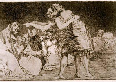 Goya - Disparates 281