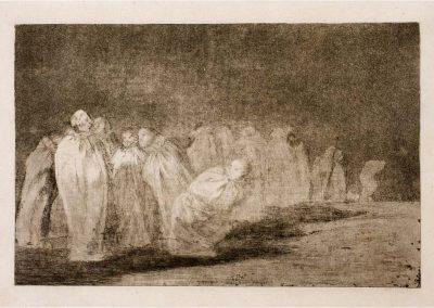 Goya - Disparates 282