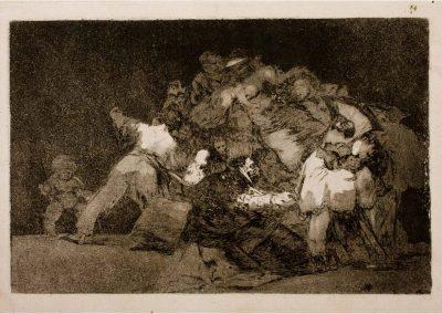 Goya - Disparates 283