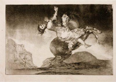 Goya - Disparates 284
