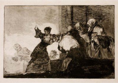 Goya - Disparates 285