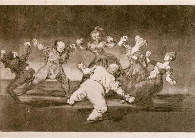 Goya - Disparates 286