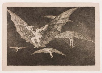 Goya - Disparates 287