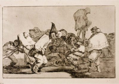 Goya - Disparates 288