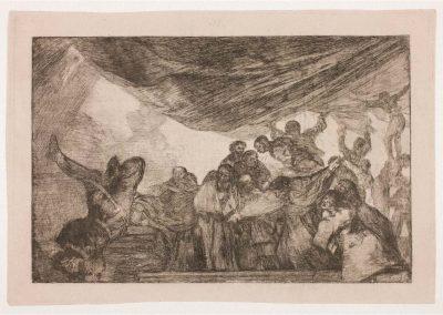 Goya - Disparates 289