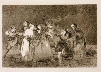 Goya - Disparates 290