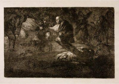 Goya - Disparates 292