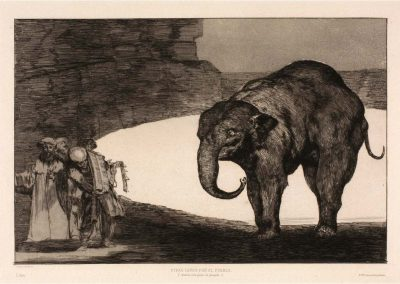 Goya - Disparates 294