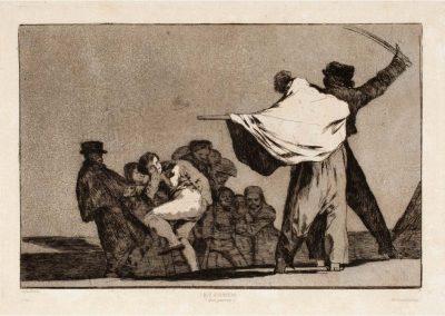 Goya - Disparates 295