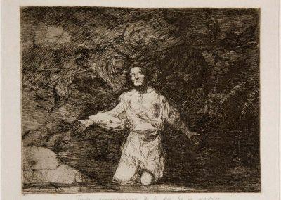 Goya - Los desastres de la guerra 297
