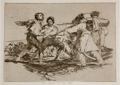 Goya - Los desastres de la guerra 298