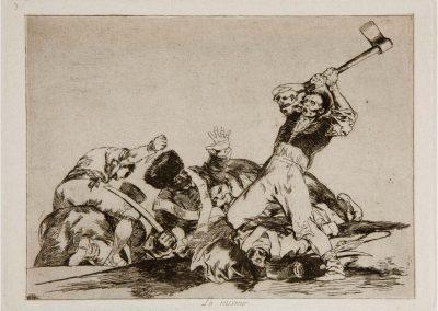 Goya - Los desastres de la guerra 299