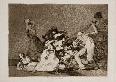 Goya - Los desastres de la guerra 301