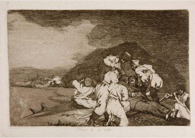 Goya - Los desastres de la guerra 302