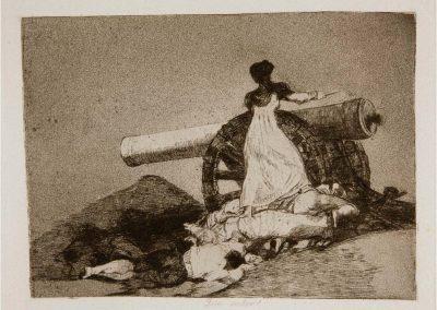 Goya - Los desastres de la guerra 303