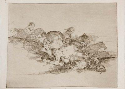 Goya - Los desastres de la guerra 304