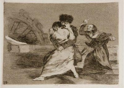 Goya - Los desastres de la guerra 305