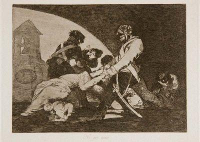 Goya - Los desastres de la guerra 307