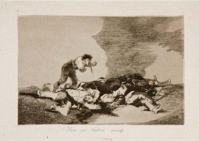 Goya - Los desastres de la guerra 308