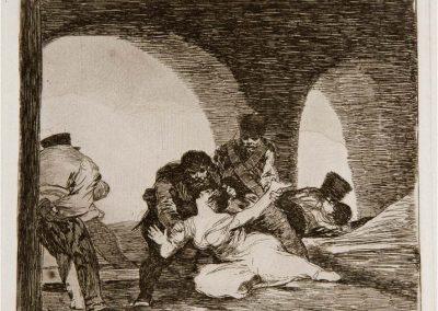 Goya - Los desastres de la guerra 309