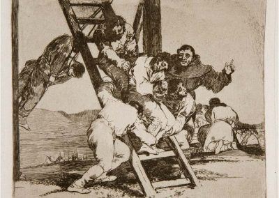 Goya - Los desastres de la guerra 310