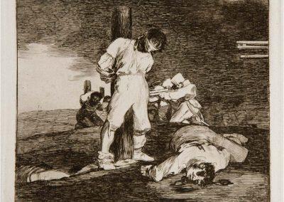 Goya - Los desastres de la guerra 311