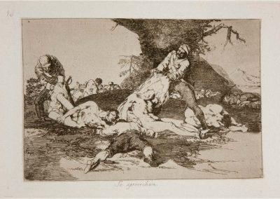 Goya - Los desastres de la guerra 312