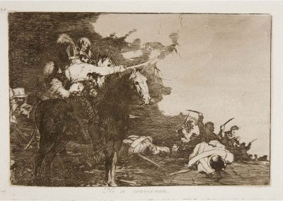 Goya - Los desastres de la guerra 313
