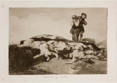 Goya - Los desastres de la guerra 314