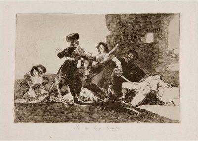 Goya - Los desastres de la guerra 315