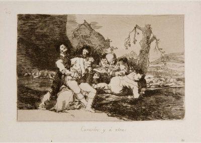 Goya - Los desastres de la guerra 316