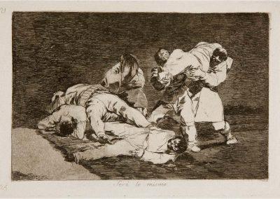 Goya - Los desastres de la guerra 317