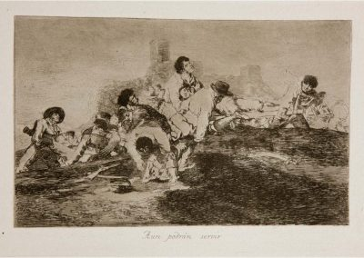 Goya - Los desastres de la guerra 320