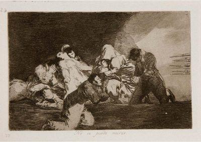 Goya - Los desastres de la guerra 322