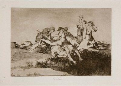 Goya - Los desastres de la guerra 323