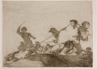 Goya - Los desastres de la guerra 325