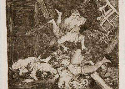 Goya - Los desastres de la guerra 326
