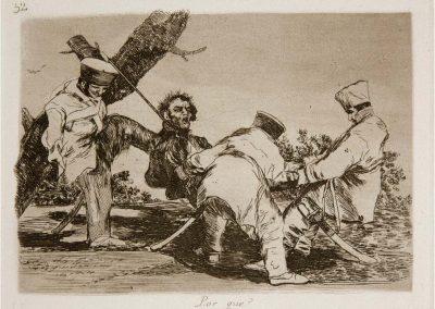Goya - Los desastres de la guerra 328
