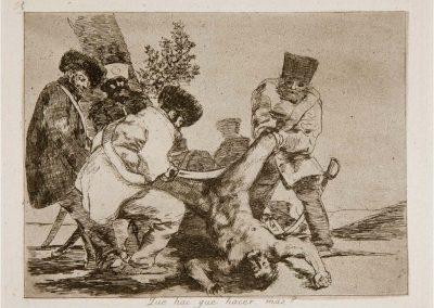 Goya - Los desastres de la guerra 329