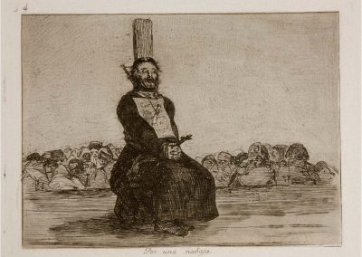 Goya - Los desastres de la guerra 330
