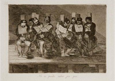 Goya - Los desastres de la guerra 331