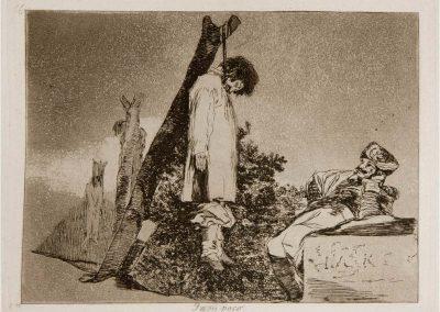 Goya - Los desastres de la guerra 332